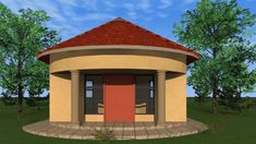 Overall Dimensions- x mBathrooms- 0 Car Garage Area- Square meters Square Meter, Dream Homes, My Dream Home, Round House Plans, Building Costs, Contemporary Sculpture, Home Collections, All Design