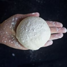 This 72 hour pizza dough is going to change your home pizza game, forever. The end result is a pizza dough that compares to some of the top pizzeria's in the country. Don't let the name intimidate you, the active time for this dough is only 15 minutes-and that includes clean up.