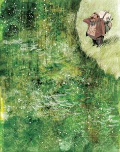 Manu Larcenet : Van Gogh passe dire bonjour à Monet