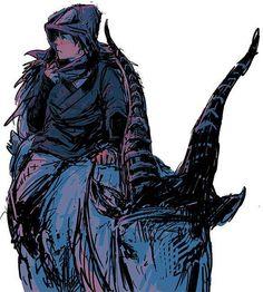 Ashitaka | Princess Mononoke