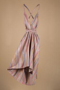 INFINITE ROPE DRESS SHORT