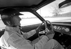 Ken Miles in the GT350R Prototype