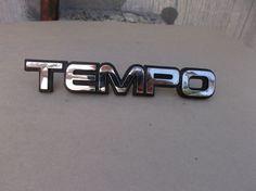 OEM Ford Windstar script emblem badge decal logo symbol