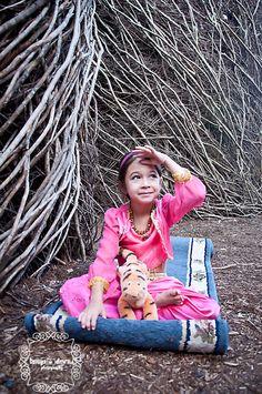 Princess Jasmine » Disney Princess, Jasmine, child photography, cosplay, costume, dress up, Sarasota, Ringling Museum, Tanya Downs Photography