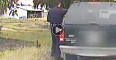 Az alábbi videót az intézkedő rendőr gépjárművének kamerája rögzítette.Keith Urban járőr közúti vétség miatt megállított egy autót, az előírásoknak megfelelően kiszállt a rendőrautóból, s a szabálytalan autóshoz lépett, hogy kitöltse a büntetőcédulát. Ekkor elszabadult a