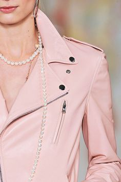 RALPH lauren does the great gatsby...again...pink biker.love the whole collection...not even for me,but for my alter me.