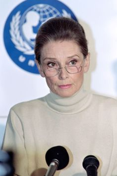 Audrey Hepburn, Through the years, 1992 - TownandCountrymag.com