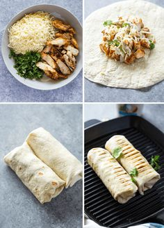 Healthy Wraps, Healthy Recipes, Sour Foods, Clean Eating, Healthy Eating, Shawarma, Food Design, Burritos, Food Porn
