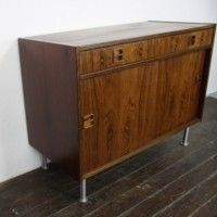 Vintage rosewood Kofod-Larsen sideboard - Lovely and Company