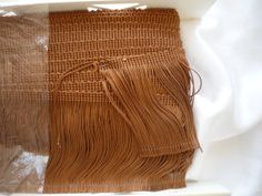 Fringe Polyester Wrights 4 Trim By the Yard or by TheArtofSports, $2.50