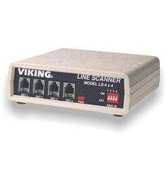 Viking Electronics VK-LS-4X4 Viking Line Scanner-Modem Pool