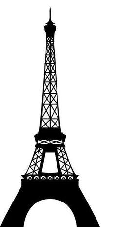 Decoration Fete Tour Eiffel En Carton
