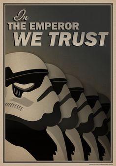 la affiche de le star wars