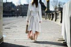 On the Streets of Paris Fashion Week Fall 2015 - Paris Fashion Week Fall 2015 Street Style Day 2-Wmag