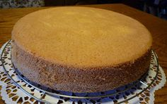 παντεσπανι Kakao, Vanilla Cake, Cheesecake, Food And Drink, Sweets, Eat, Desserts, Cyprus, Cake Ideas