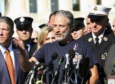 Jon Stewart Warns 9/11 Heroes Of 'Toxic Bulls**t' From Congress