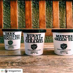 The Blissful Story Creamery ( Matcha, Bliss, Caramel, Shots, Dairy, Artisan, Ice Cream, Tea, Chocolate
