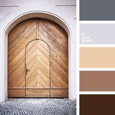 бежевый, коричневый, оттенки коричневого, оттенки серого, подбор цвета, рыже-коричневый цвет, светло серый, светло-коричневый, серебряный, серо-бежевый, серый, серый цвет, темно серый, темно-коричневый, цвет дерева, цвет кофе, цветовое решение для декора.