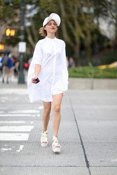 Street Style - Day 3 - New York Fashion Week Spring 2015