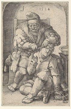 The Surgeon  Lucas van Leyden  (Netherlandish, Leiden ca. 1494–1533 Leiden)
