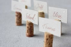23 DIY Name Tags | DIY to Make