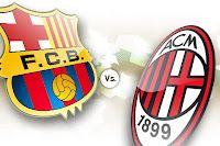 Barcelona vs AC Milan Champions league 2nd leg live stream