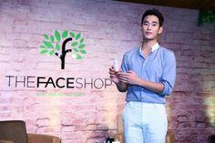 Kim Soo Hyun | FanMeet in Shanghae 07.05.2014