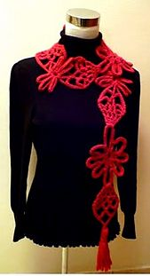 Ravelry: Doodle Scarf pattern by Shelby Allaho