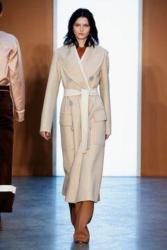Best Coats Fall 2015 Fashion Week | POPSUGAR Fashion