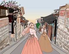 SORGAHATI Illustration by namirahsketches