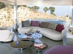 """#Shopping : notre sélection de 30 canapés d'angle #Canapé d'angle  #salon #livingroom #deco #maison """"rochebobois"""