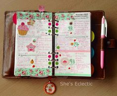 She's Eclectic: My week #47