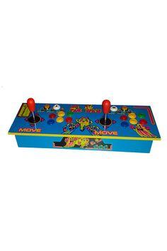 Joystick Arcade usb Ms Pacman