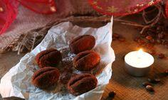 Nepečená kávová zrna bez cukru Tea Lights, Projects To Try, Food And Drink, Delicate, Candles, Baking, Ethnic Recipes, Sweet, Christmas