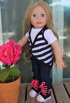 Trendy American Girl Doll Clothes is at Harmony Club Dolls Online Shop www.harmonyclubdolls.com