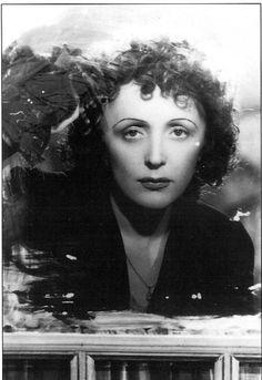 ►La siempre maravillosa Edith Piaf‼