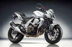 2011 New Kawasaki Z750r Motor Cycle
