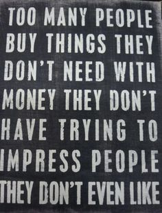 Pretty much sums up our financial crisis.  So glad we discovered Dave Ramsey and Financial Peace University!