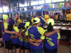 Torneio de Robótica - Etapa Estadual - Presidente Epitácio - Equipe Big Bang Birigui