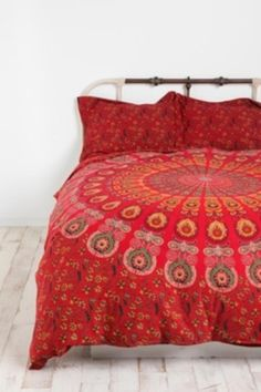 Urban Outfitters Tapestry Medallion Duvet cover (size: full/queen bed) #Swapdom