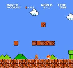 Nintendo: Super Mario Brothers (Classic)