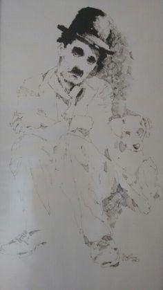 Chaplin / bico de pena