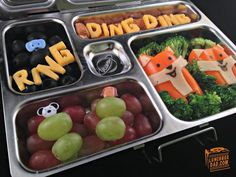 What Does The Fox Say Lunch for my daughter.  My daughter loves the video so I made the lunch.  Check out the recipe on !