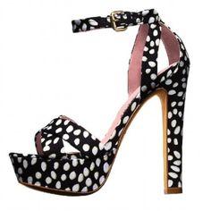 My Maid O'Honor Shoes!!