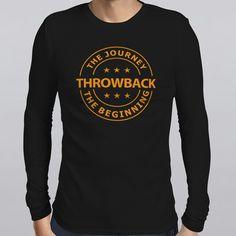 Throwback Long-sleeve T-shirt