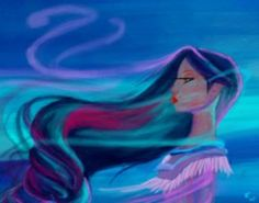 Pocahontas Fan Art by ExpiredKimchi on @DeviantArt