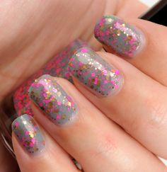 Hare Polish Neon Palm Nail Lacquer