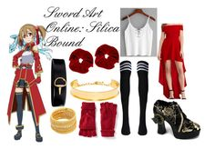 """""""Silica Bound"""" by athena-parthenos ❤ liked on Polyvore featuring art"""