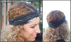 Como hacerte tu propio turbante/DIY your own turban