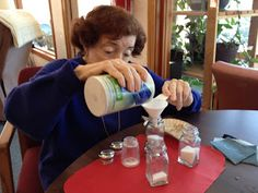 A great blog on using Montessori Methods with people with Dementia.